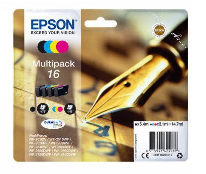 Comprar cartucho de tinta C13T16264012 de Epson online.