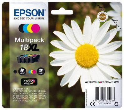 Comprar cartucho de tinta C13T18164012 de Epson online.