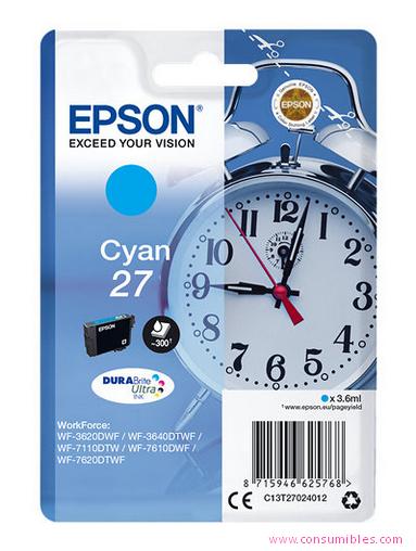 Comprar cartucho de tinta C13T27024012 de Epson online.