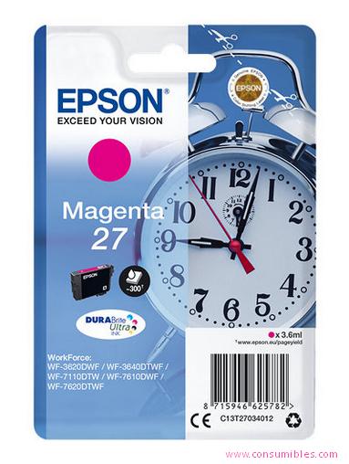 Comprar cartucho de tinta C13T27034012 de Epson online.