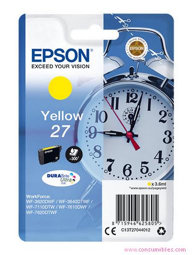 Comprar cartucho de tinta C13T27044012 de Epson online.