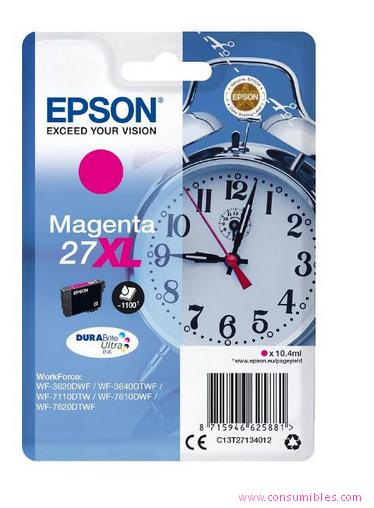 Comprar cartucho de tinta C13T27134012 de Epson online.
