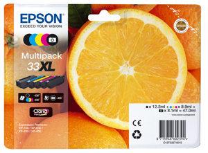 Comprar cartucho de tinta alta capacidad C13T33574010 de Epson online.