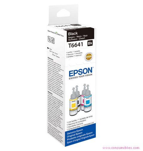 Comprar cartucho de tinta C13T664140 de Epson online.