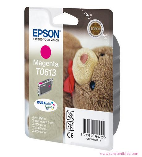 Comprar cartucho de tinta C13T06134010 de Epson online.