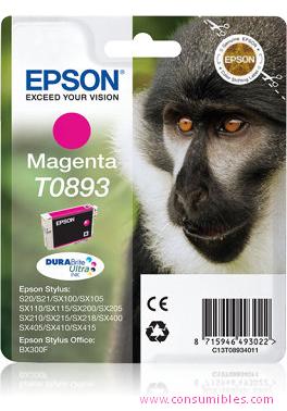 Comprar cartucho de tinta C13T08934011 de Epson online.