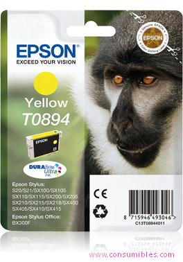 Comprar cartucho de tinta C13T08944011 de Epson online.
