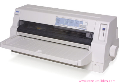 Impresoras matriciales blanco y negro EPSON IMPRESORA MATRICIAL DLQ-3500 MONOCROMO 24 AGUJAS 594 CARACTERES-SEGUNDO C11C396085
