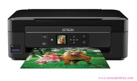 Inyección de tinta EPSON IMPRESORA MULTIFUNCIÓN EXPRESSION XP-332 ( C11CE63403 )