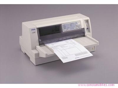 Comprar Impresoras - Dot Matrix C11C376125 de Epson online.