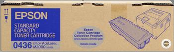 CARTUCHO DE TÓNER NEGRO EPSON S050436