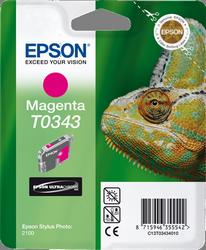 CARTUCHO DE TINTA MAGENTA 17 ML EPSON T0343