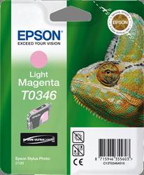 CARTUCHO DE TINTA MAGENTA CLARO EPSON T0346