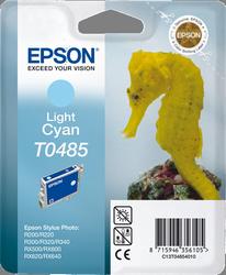 Cartucho de Tinta Cian Claro 13 ml Epson T0485