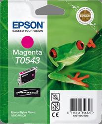 CARTUCHO DE TINTA MAGENTA EPSON T0543