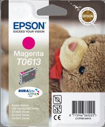 CARTUCHO DE TINTA MAGENTA EPSON T0613