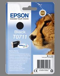 EPSON CARTUCHO INYECCION TINTA NEGRO BLISTER SIN ALARMA S/20