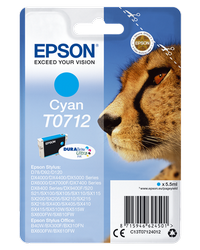 EPSON CARTUCHO INYECCION TINTA CIAN BLISTER SIN ALARMA S/20/