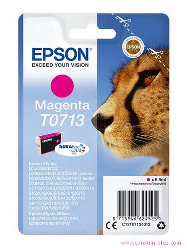 Comprar cartucho de tinta C13T07134012 de Epson online.