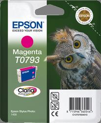 CARTUCHO DE TINTA MAGENTA EPSON T0793