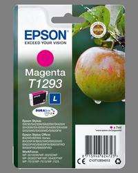 EPSON CARTUCHO DE TINTA MAGENTA C13T12934012 T1293 470 PÁGINAS 7ML