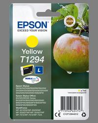 EPSON CARTUCHO INYECCION TINTAAMARILLO T1294