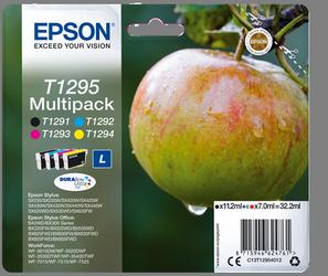 EPSON CARTUCHO INYECCION TINTA RAINBOW PACK BLISTER SIN ALAR