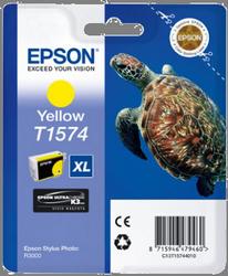 CARTUCHO DE TINTA AMARILLO 259 ML EPSON T1574