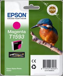 CARTUCHO DE TINTA MAGENTA 17 ML T1593 para Stylus Photo R2000