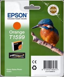 CARTUCHO DE TINTA NARANJA 17 ML EPSON T1599