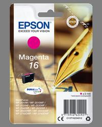 EPSON CARTUCHO INYECCION TINTA MAGENTA 165 PGINAS BLISTER S