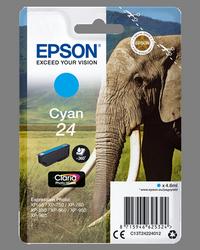 Comprar cartucho de tinta C13T24224012 de Epson online.