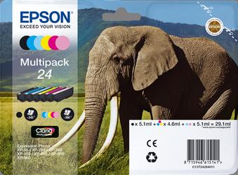 Comprar cartucho de tinta C13T24284011 de Epson online.