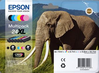 Comprar cartucho de tinta C13T24384011 de Epson online.