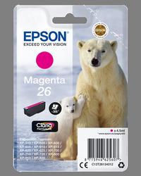 Comprar cartucho de tinta C13T26134012 de Epson online.