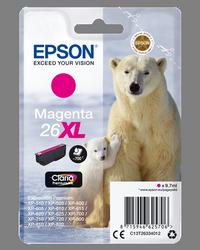 Comprar cartucho de tinta C13T26334012 de Epson online.