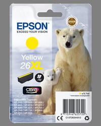 Comprar cartucho de tinta C13T26344012 de Epson online.