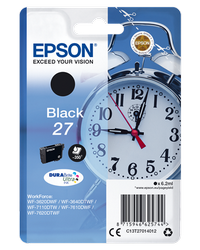 EPSON WORKFORCE WF3000 Y WF7000 NEGRO