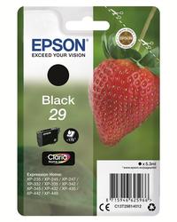 EPSON CARTUCHO DE TINTA NEGRO C13T29814012 T2981 175 PÁGINAS 5.3ML