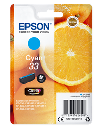 Comprar cartucho de tinta C13T33424012 de Epson online.
