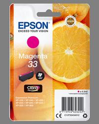 Comprar cartucho de tinta C13T33434012 de Epson online.