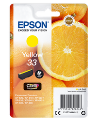 EPSON EXPRESSION HOME XP-530 CARTUCHO AMARILLO