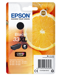 EPSON CARTUCHO NEGRO XL