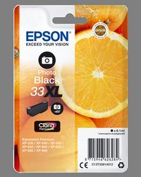 Comprar cartucho de tinta C13T33614012 de Epson online.