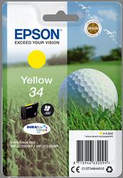 Comprar cartucho de tinta C13T34644010 de Epson online.