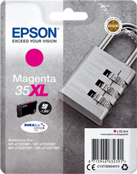EPSON WORKFORCE WF4720.WF4725.WF4730.WF4740 MAGENTA XL