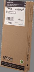 CARTUCHO DE TINTA NEGRO MATE 110 ML EPSON T6925
