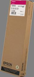 CARTUCHO DE TINTA MAGENTA 700 ML T6943 para SureColor SC-T7000