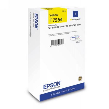 Comprar cartucho de tinta alta capacidad C13T755440 de Epson online.