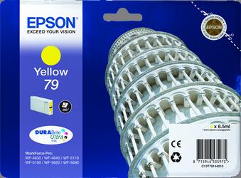 CARTUCHO DE TINTA AMARILLO 6.5 ML EPSON T7914